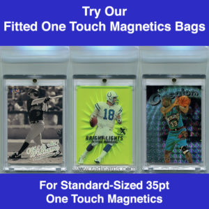 Fitted 35pt One Touch Magnetics Bags