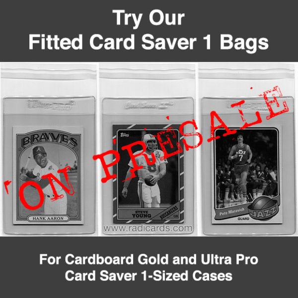Fitted Card Saver 1 Bags