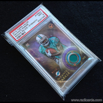 Fitted PSA Graded Card Bags for Most Thick PSA Slabs
