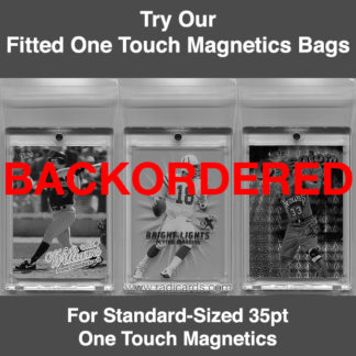 Fitted 35pt One Touch Magnetics Case Bags