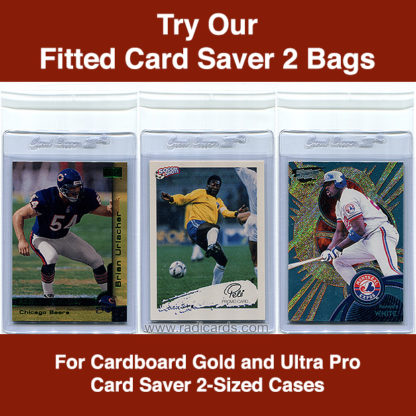 Fitted Card Saver 2 Bags